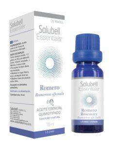 Aceite esencial oral 15ml romero