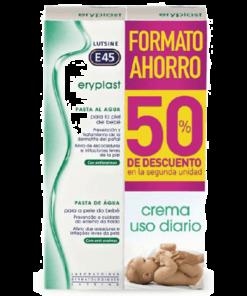 Eryplast Pasta Agua Duplo 75Ml  2ºUd 40%