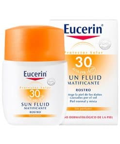 Comprar online Eucerin Sun Fluid Matificante Fps30