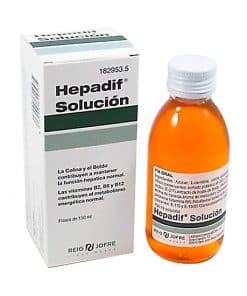 Comprar online Hepadif solución 150 ml